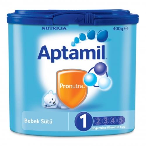 Aptamil Aptamil 1 - 400 Gr Bebek Sütü (SKT'li)
