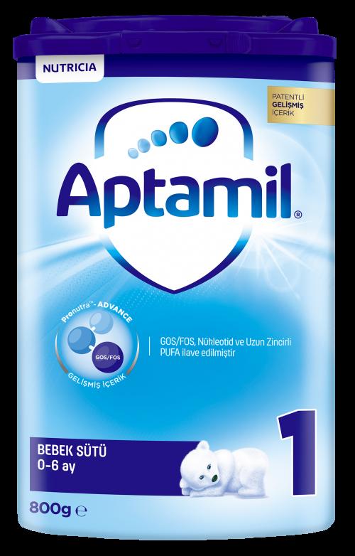 Aptamil Aptamil 1 - 800 Gr Bebek Sütü