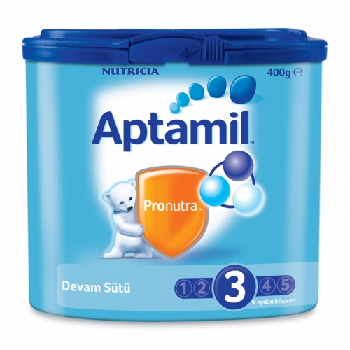 Aptamil Aptamil 3 - 400 gr Devam Sütü (SKT'li)