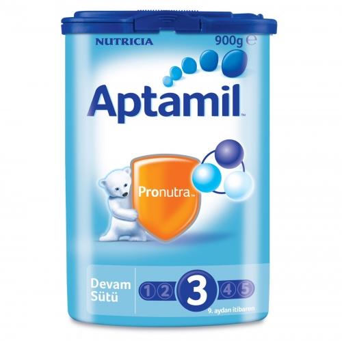 Aptamil Aptamil 3 - 900 Gr Devam Sütü (SKT'li)