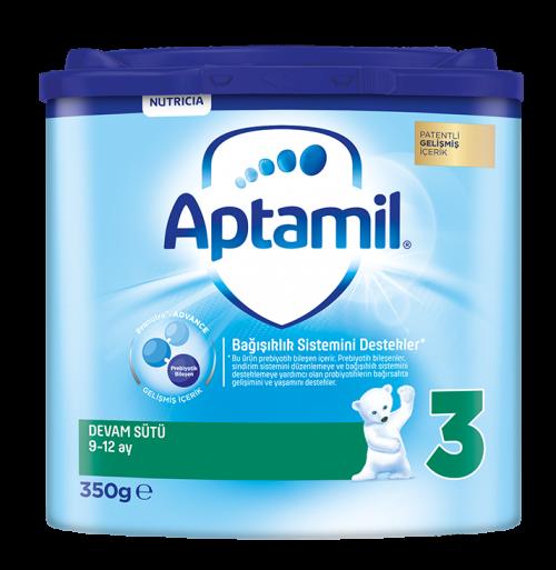 Aptamil Aptamil 3 - 350 Gr Devam Sütü
