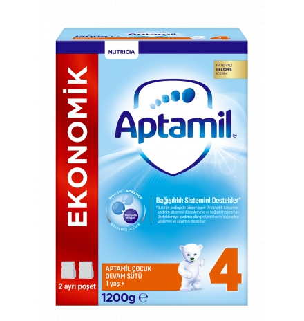 Aptamil Aptamil 4 - 1200 gr Çocuk Devam Sütü