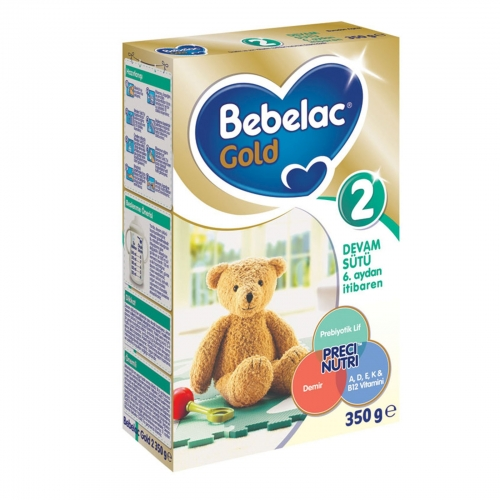 Bebelac Bebelac Gold 2 - 350 gr (SKT'li)