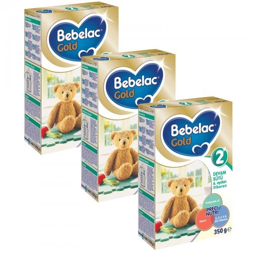 Bebelac Bebelac Gold 2 - 350 gr X 3 Adet (1050 Gr) (SKT'li)