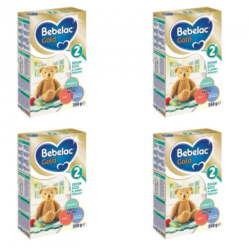 Bebelac Bebelac Gold 2 - 350 gr X 4 Adet (1400 Gr) (SKT'li)