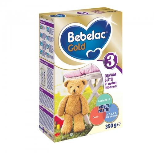 Bebelac Bebelac Gold 3 - 350 Gr Devam Sütü