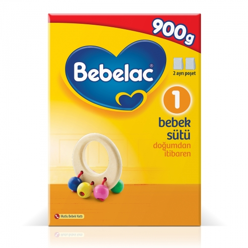Bebelac Bebelac 1 - 900 Gr Bebek Sütü (SKT'li)