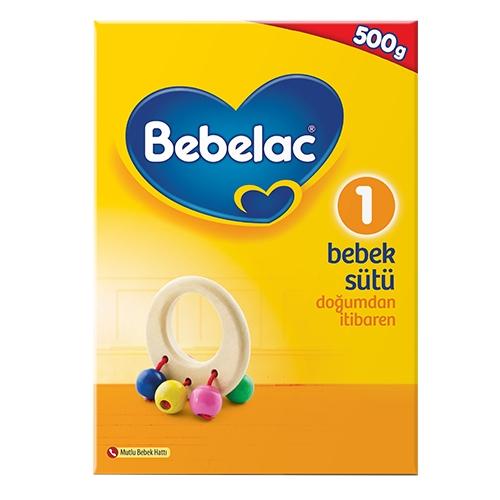 Bebelac Bebelac 1 - 500 gr Bebek Sütü (SKT'li)