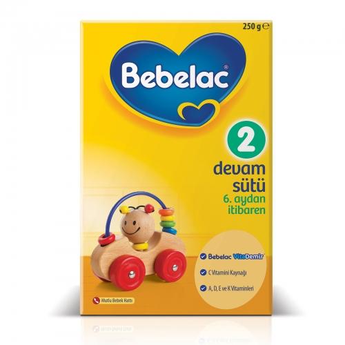 Bebelac Bebelac 2 - 250 Gr Devam Sütü (SKT'li)
