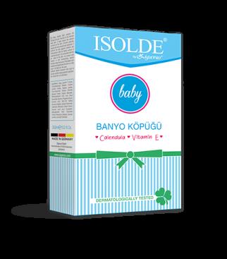 Isolde Isolde Baby Banyo Köpüğü - 300 Ml
