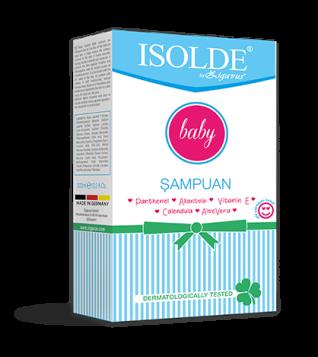Isolde Isolde Baby Bebek Şampuanı - 300 Ml
