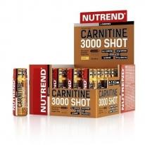 Nutrend Nutrend L-Carnitine Shot 3000mg 20 Ampül