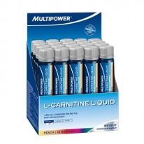 Multipower Multipower L-Carnitine Liquid Forte 1800 Mg 20 Ampül
