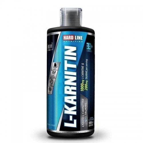 Hardline Hardline L-Karnitin Sıvı 1000 ML