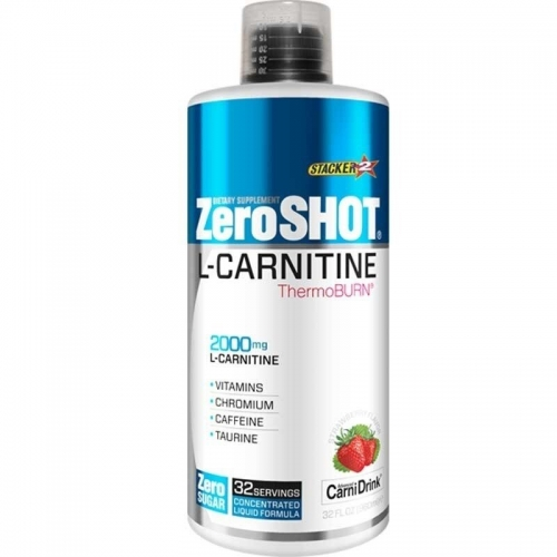 ZeroShot Zero Shot Sambucus 2000 Mg L-Carnitine 960 ML