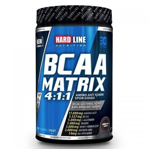 Hardline Hardline BCAA Matrix 630 Gr
