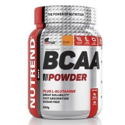 Nutrend Nutrend Compress BCAA 4:1:1 500 Gr