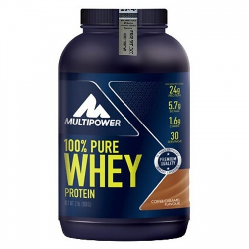 Multipower Multipower %100 Pure Whey Protein 900 Gr