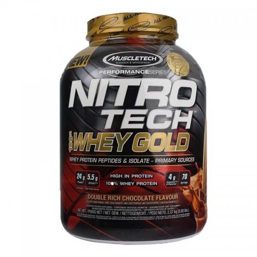 Muscletech Muscletech Nitrotech %100 Whey Gold Protein 2270 Gr