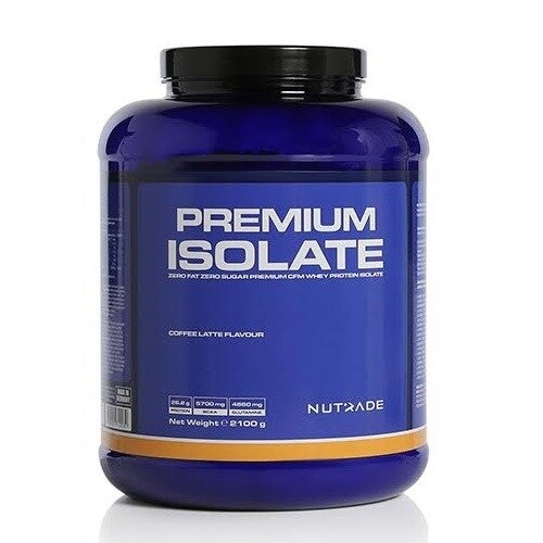 Nutrade Nutrade Premium Isolate Protein 2100 Gr