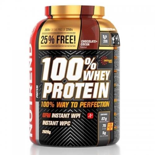 Nutrend Nutrend %100 Whey Protein 2820 Gr
