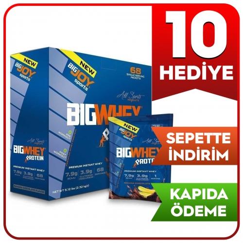 BigJoy Big Joy Big Whey 2393 Gr 68 Saşe