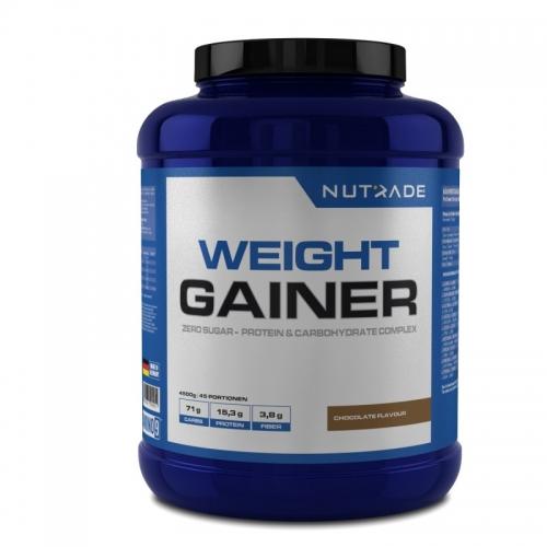 Nutrade Nutrade Weight Gainer 4.5kg Çikolata Aromalı