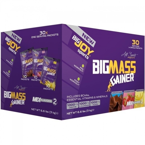 BigJoy Big Joy Big Mass 3000 Gr 30 Saşe