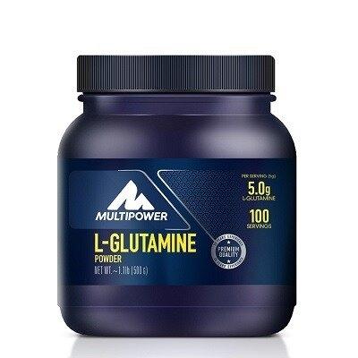 Multipower Multipower L-Glutamine 500 Gr