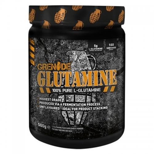 Grenade Grenade Glutamine %100 Pure L-Glutamine 500 Gr