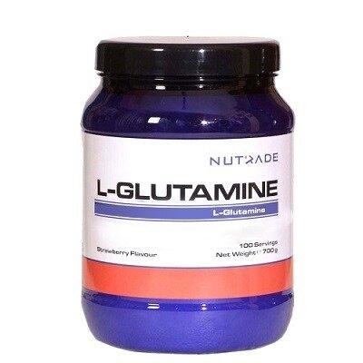 Nutrade Nutrade L-Glutamine 700 Gr