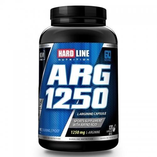 Hardline Hardline ARG 1250 120 Kapsül