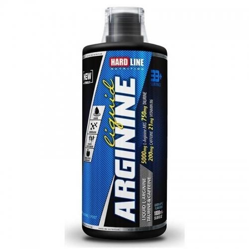 Hardline Hardline Arginine Liquid 1000 ML