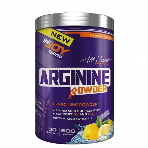BigJoy Big Joy L-Arginine Powder 500 Gr