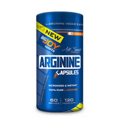 BigJoy Big Joy Arginine 120 Kapsül