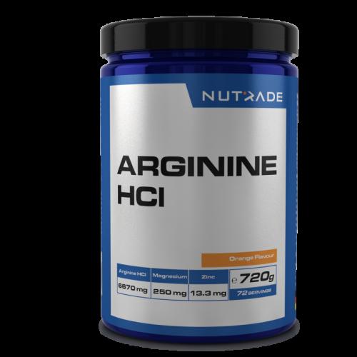 Nutrade Nutrade ARGININE HCL +ZMA 720 gr