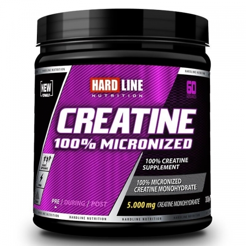 Hardline Hardline Kreatin %100 Mikronize 300 Gr