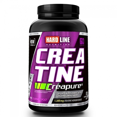 Hardline Hardline Creapure 120 Kapsül