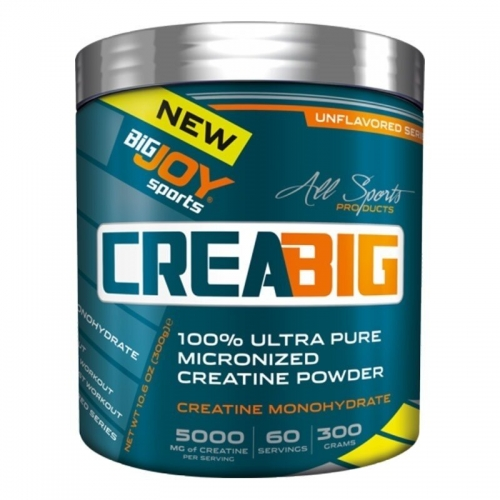 BigJoy Big Joy Crea Big Micronized Creatine Powder 300 Gr