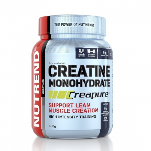 Nutrend Nutrend Creatine Monohydrate Creapure 500 Gr