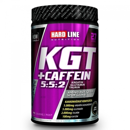Hardline Hardline KGT +CAFFEIN 5:5:2 1000 Gr