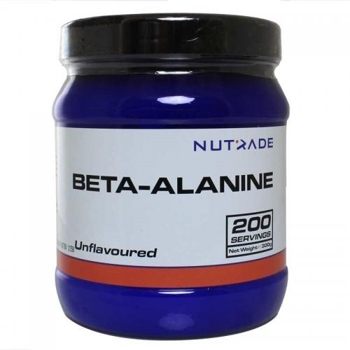 Nutrade Nutrade Beta-Alanine 300 Gr