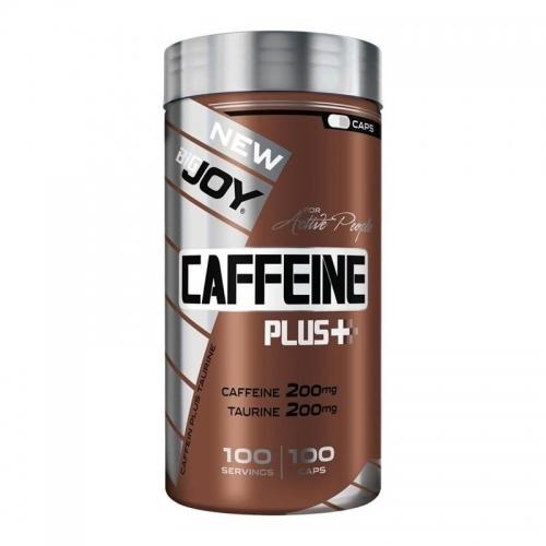 BigJoy Big Joy Caffeine Plus+ 100 Kapsül