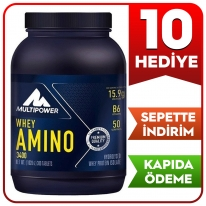 Multipower Multipower Whey Amino 3400 300 Tablet