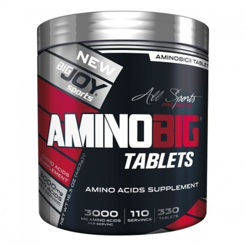 BigJoy Big Joy Aminobig Amino Asit 330 Tablet