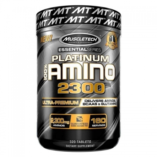 Muscletech Muscletech Platinum Amino 2300 320 Tablet