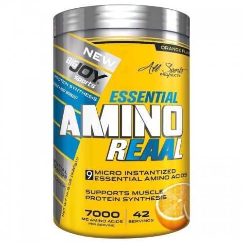 BigJoy Big Joy Essential Amino Reaal 420 Gr