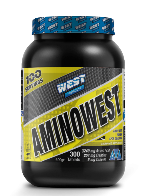 West West Aminowest Amino Asit 300 Tablet