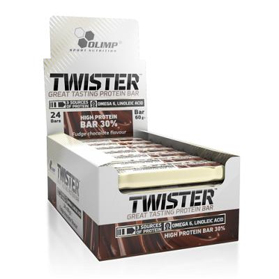 Olimp Olimp Twister Hi Protein Bar 60 Gr 24 Adet