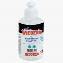 Wieberr Wieberr 200 ML El Dezenfektan jeli